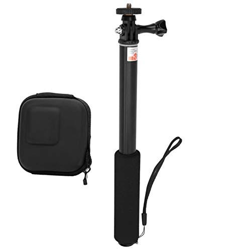 KUIDAMOS Minibolso para cámara de Material de Terciopelo Interno, Accesorio de cámara, para Disparar