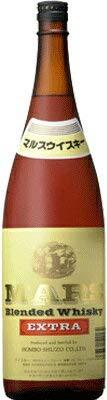 〔ウイスキー〕 37度 マルスウイスキー エクストラ 1.8L 3本 (国産) (whisky) (1800ml) 本坊酒造株式会社