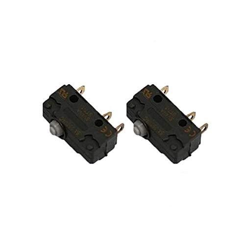2 x Mikroschalter für ZV Türschloss VAG Passat 3B