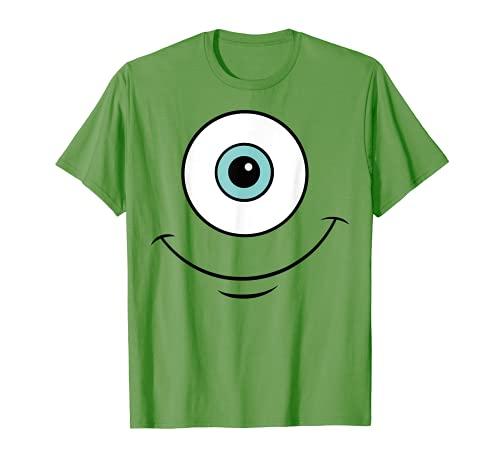 Disney Monsters Inc. Mike Eye Halloween T-Shirt