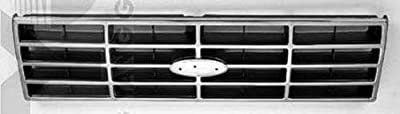 Chrome Grille for Ford Bronco, F-100, F-150, F-250, F-350 FO1200118