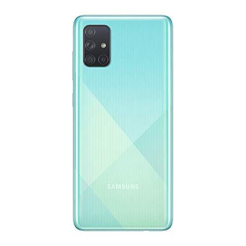 Samsung Galaxy-A71 Blau