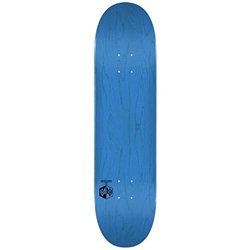 Mini Logo Planche de skateboard Cheveron Detonator Birch Teint Bleu 7.7\
