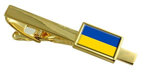Chemnitz Stadt Deutschland Fahne Gold Krawattenklammer graviert Personalisierte