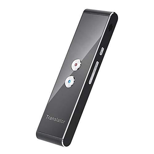 143 Sofortiger Sprachübersetzer Intelligenter Sprachübersetzer, 2.4G drahtloser Bluetooth-Taschenübersetzer Zweiwege-Echtzeit-Mehrsprachigkeit Sofortiger Offline-Sprachübersetzer