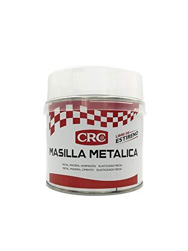 Masilla para reparar superficies metálicas