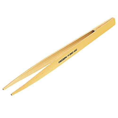 ホーザン(HOZAN) 竹ピンセット P-860-150