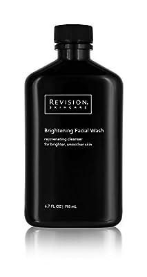 Revision Skincare Brightening Facial Wash, 6.7 Fl oz