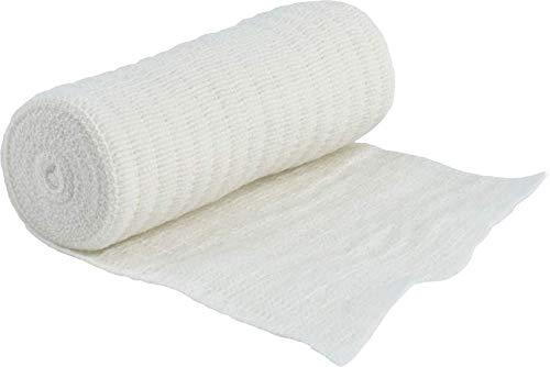 MEDIVID Bandage - Original Zubehör zur Kühlung mit dem MEDIVID CRYO Fluid – atmungsaktive Trockenbinde - wiederverwendbar, 10cm x 4m