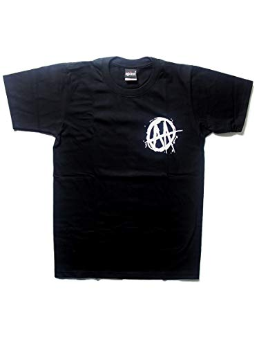 ロックTシャツ Asking Alexandria アスキング アレクサンドリア Mサイズ BLACK