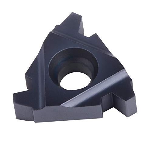 LHFSM CNC-Drehmaschine Indexierbare Threading Carbide Insert Blade11IR 16IR 16ER 22IR 22ER 27IR ER Innen extenal Gewindeschneideinsatz 30 ° Trapezgewinde-Drehwerkzeug