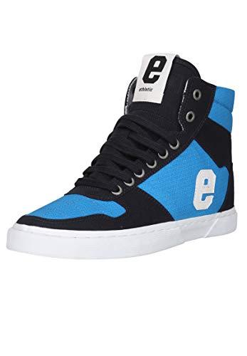 Ethletic Unisex Sneaker Hi Fair Hiro Grid Blue 41 Fair | Vegan | Nachhaltig