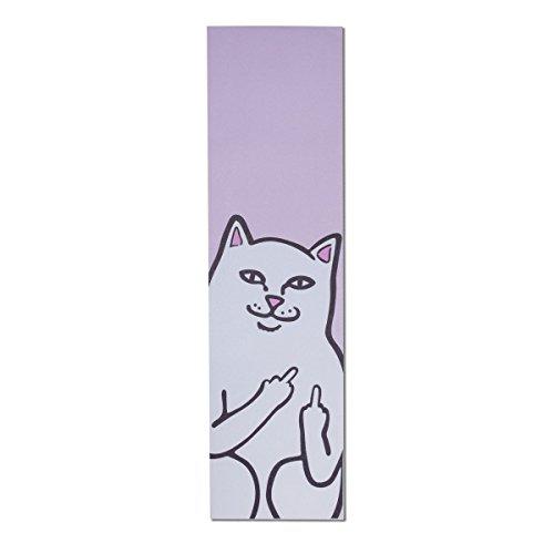 Rip N Dip Lord Nermal Skateboard Griptape One Size Pink