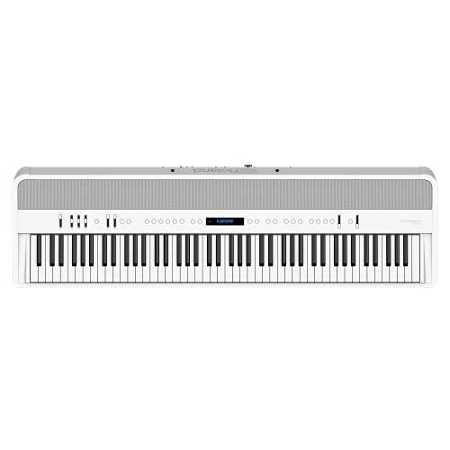 Roland, 88-Key Premium Portable Piano (FP-90-WH), FP-90