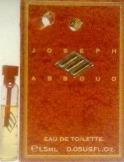 Joseph Abboud Cologne for Men .05 Oz Eau De Toilette Sample Vial