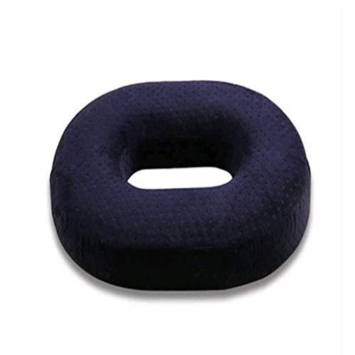 Nenfly Elliptical Seat Cushion Hemorrhoid Cushion Pillow Postpartum Seat Cushion Pain Relief Firm Sitting Cushion Donut Tailbone Cushion