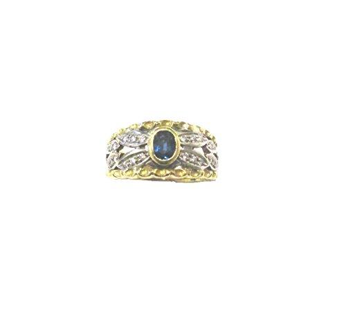 Ring (Buccellati Style) GOLD 18K Handmade -  ArtemisJewels