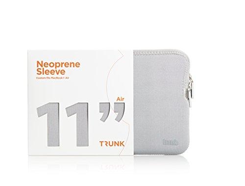 TRUNK TR-AMA11-SIL Hülle für MacBook 11 Zoll Air Silber