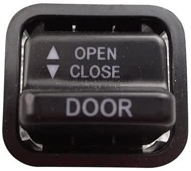 FEILIDAPARTS Interruptor de puerta abierto/cierre interruptor de control Toyota Coaster Hzb50 Bb50 Xzb50