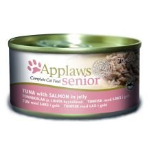 Applaws Cat Thon Senior & Salmón (24Pack) 70g