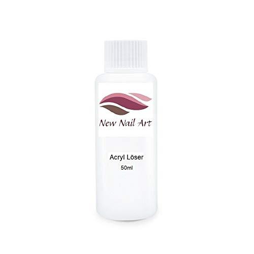 NEW Nail Art acrylique löser Gel avec lanoline, liquide pour enlever Dissolvant pour aliments, acrylique acrylique ongles, Accessoires 50 ml modelage