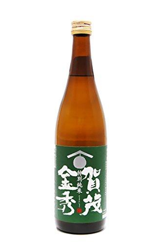 KAMOKINSHU Sake Tokubetsu Junmai, Reiswein aus Japan (1×0.72L)
