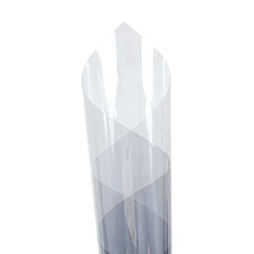 lxxiulirzeu 65% VLT catódica Solar Tint Coche de la película de la Ventana Lateral de Cristal Etiqueta Calor expulsado Accesorios for el Coche 0.5x8m Auto Adhesivo Láminas (Size : 0.5x8m)