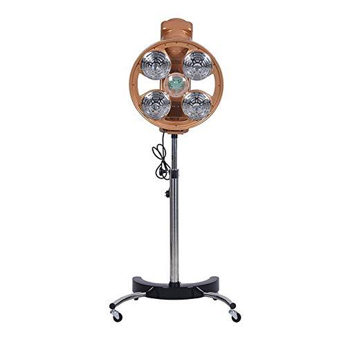 JN professionele haardroger voor kapsalon/kappersmuts, gaspedaal, kleur verstelbaar, voor afzuigkap, schoonheid, styling, rolling wheel