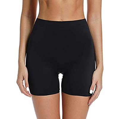Seamless Boyshorts Panties for Women Smooth Slip Short Panty Shapewear Underwear