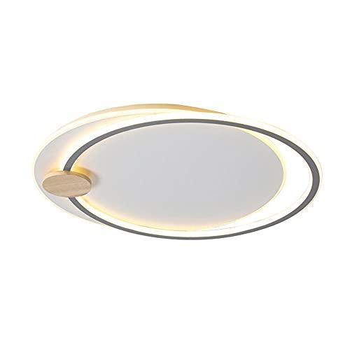 JXINGZI 北欧 LED シーリング ライト 超薄型 3 色光変化シーリング ランプ ウォーム フラット モダン ラウンド照明器具 寝室のダイニングとリビング ルームのバルコニーの入り口用