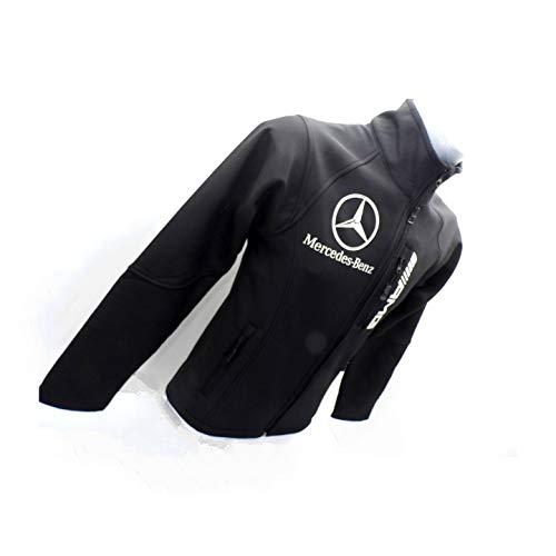 ALOBA Jacke, Mantel, Mercedes Benz AMG Softshell, Size L, Kollektion 2020, Qualität und europäischen Größen L