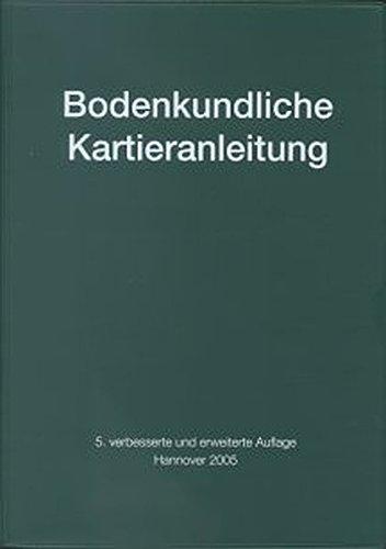 Bodenkundliche Kartieranleitung