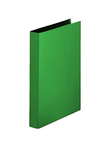 Esselte Raccoglitore a 2 anelli, Per archivio, Plastica, Formato A4, Dorso 3.5 cm, Verde, Daily, 394771600