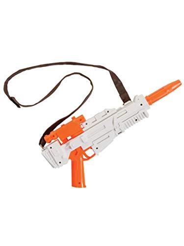 Star Wars The Force Despertador - Pistola Blaster Finn - aproximadamente 37cm