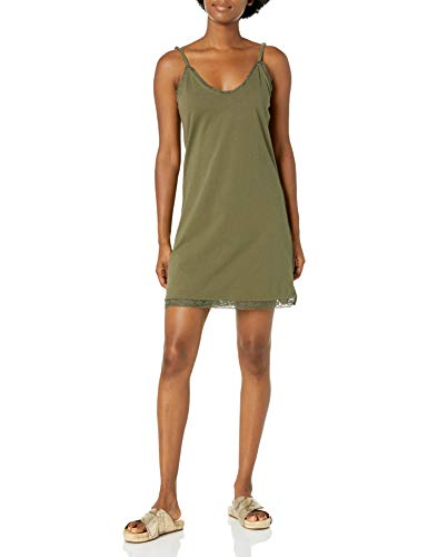 Fox Junior's End of The World Kleid, Fatigue Green, S