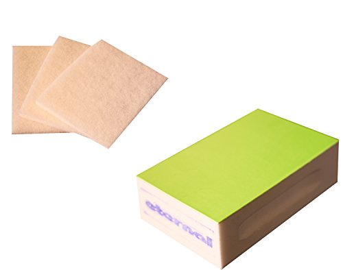 【myeternal】 マイエターナル ウインドクリアセット(片面) /油膜除去や磨き作業に使用するパットセット