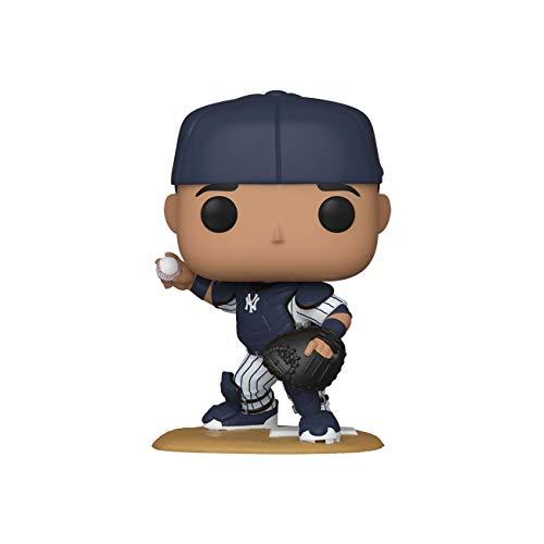 Funko 47109 POP MLB: Yankees – Gary Sanchez Sammelspielzeug, Mehrfarbig