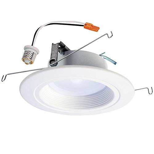 Halo Home RL56069BLE40AWHR Bluetooth, Retrofit Downlight, 5'/6', White