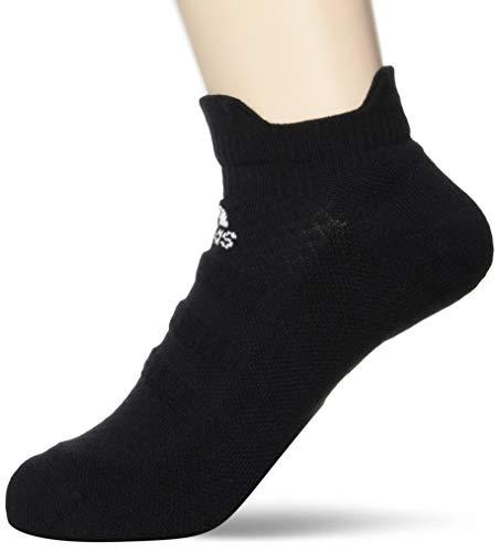 adidas Ask Low LC Socks, Black/White/Black, M