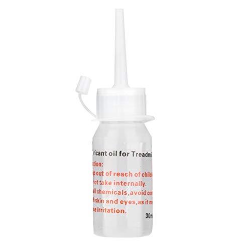 Deror Lubricante para Cinta de Correr, 3 Botellas Paquete, 30 ml de Silicona, lubricante Universal para Cinta de Correr, Aceite lubricante para máquina