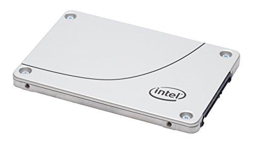 Intel DC S4500 SSD-Festplatte, 480 GB, 2,5 Zoll, SATA III – SSD (480 GB, 2,5 Zoll, SATA III, 500 MB/s, 6 Gbit/s), Silber, SSDSC2KB480G701