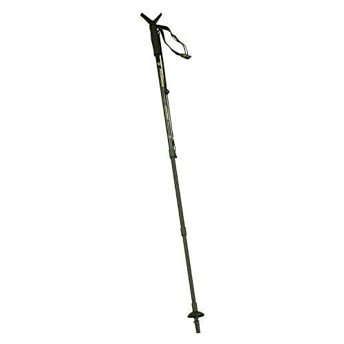Fritzmann Bastón telescópico con funda para rifle (70-180 cm)