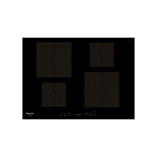 Hotpoint KIS 740 B piano cottura Incasso A induzione Nero