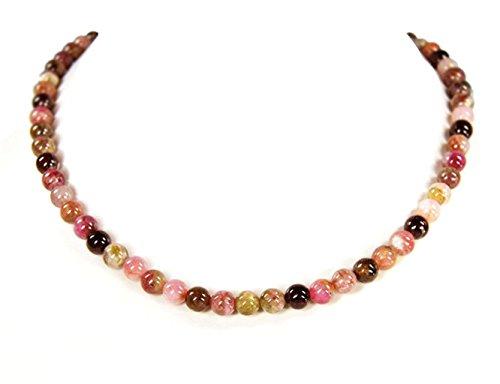 Außergewöhnliche Edelsteinkette aus Turmalin