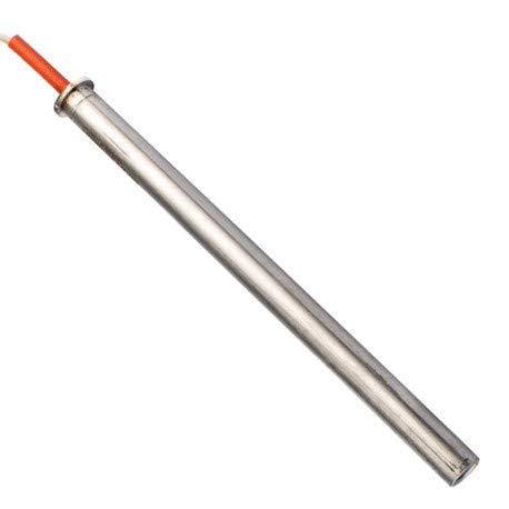 Easyricambi Resistencia de Encendido Estufa de pellets de 350 W Larga 182 mm y 180 A La campaña A Favor de thermorossi