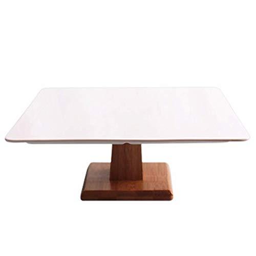 WYYAF Taartstandaard, Taartbakje High-end snacks Dessert tafellade display plank (Maat: 20,5 * 10cm)