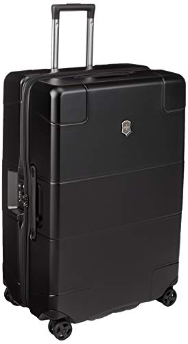 Victorinox Lexicon Hardside Expandable Spinner Luggage, Black,...