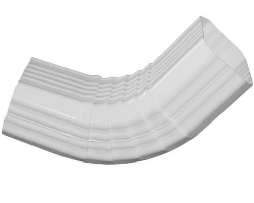 Genova Downspout Elbow A 3x4in White