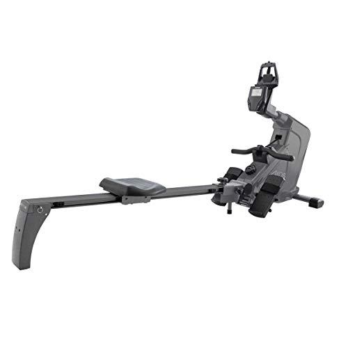 Kettler Rudergerät Rower 2.0, 4 kg Schwungmasse, 8 Widerstandsstufen, LCD-Display, Platzsparend hochstellbar, Stromversorgung: Batterien