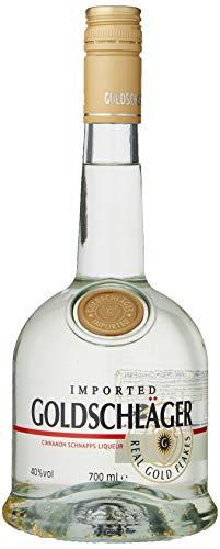 Goldschlager Cinnamon Schnapps Liqueur, 70 cl